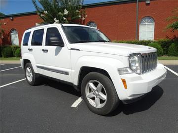 2012 Jeep Liberty for sale at Bratton Automotive INC in Phenix City AL