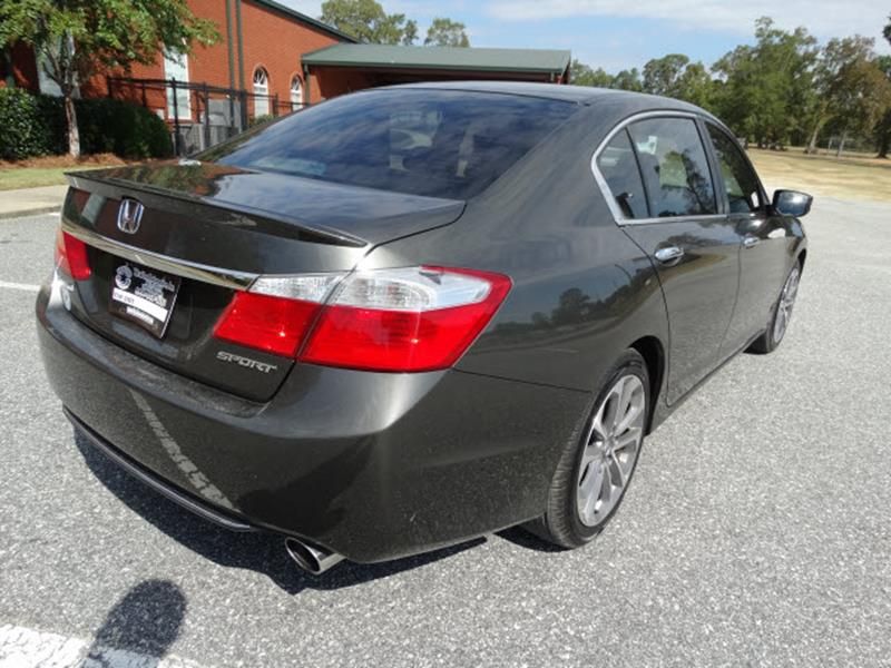 2013 Honda Accord for sale at Bratton Automotive INC in Phenix City AL