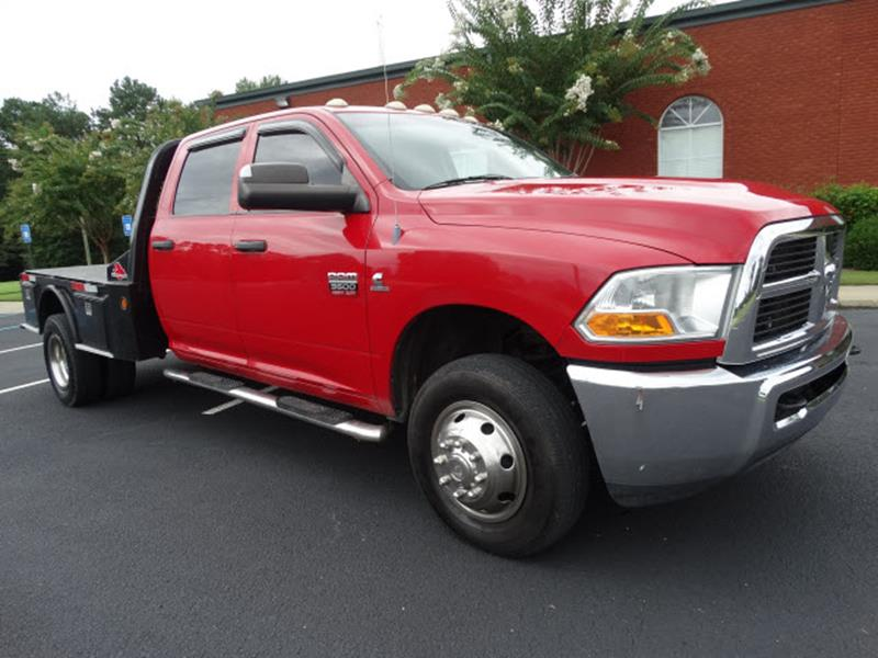 2011 RAM Ram Pickup 3500 for sale at Bratton Automotive INC in Phenix City AL