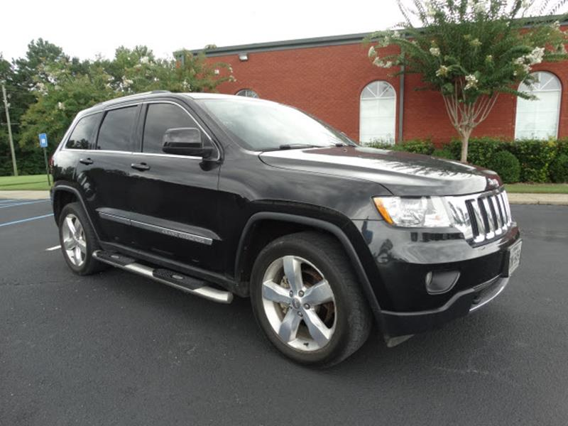 2013 Jeep Grand Cherokee for sale at Bratton Automotive INC in Phenix City AL