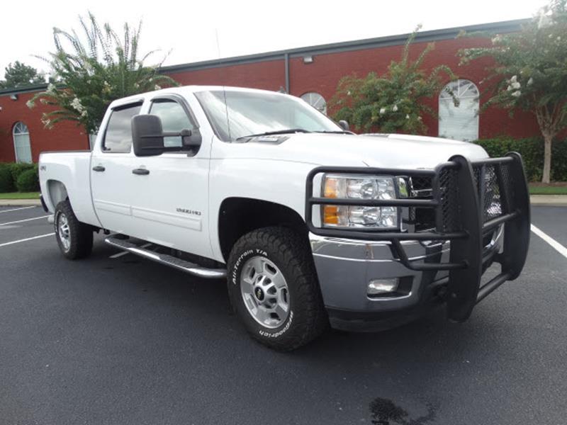 2012 Chevrolet Silverado 2500HD for sale at Bratton Automotive INC in Phenix City AL