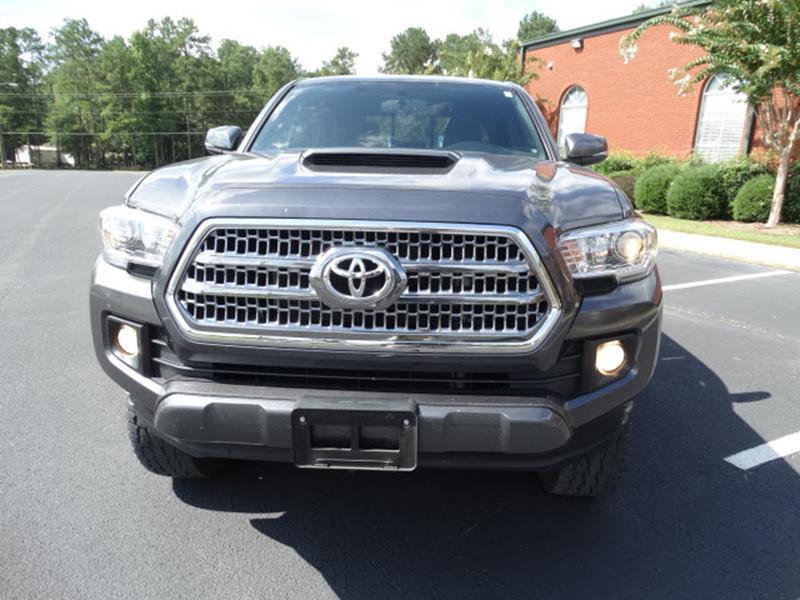 2016 Toyota Tacoma for sale at Bratton Automotive INC in Phenix City AL