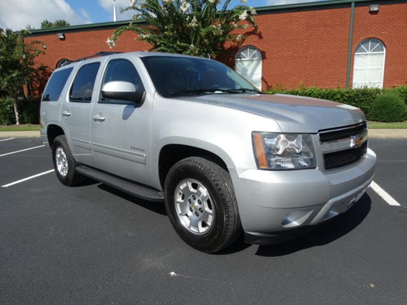 2011 Chevrolet Tahoe for sale at Bratton Automotive INC in Phenix City AL