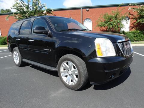 2007 GMC Yukon for sale at Bratton Automotive INC in Phenix City AL