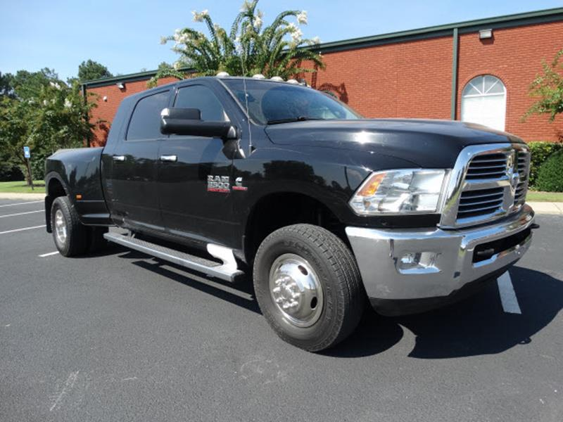 2014 RAM Ram Pickup 3500 for sale at Bratton Automotive INC in Phenix City AL