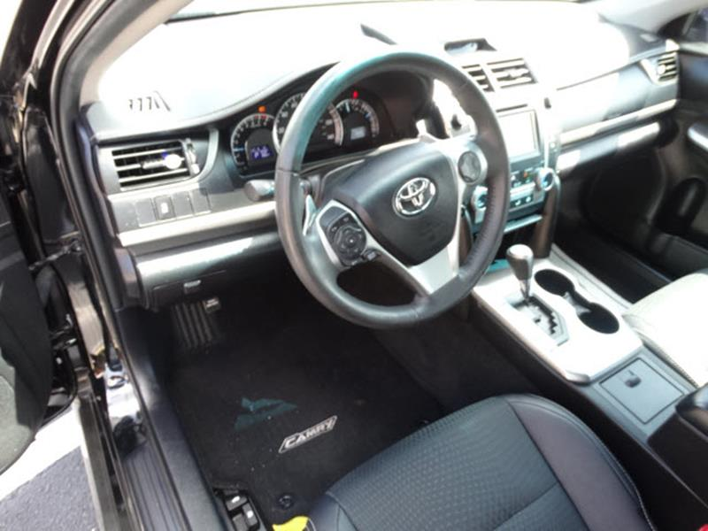 2014 Toyota Camry for sale at Bratton Automotive INC in Phenix City AL