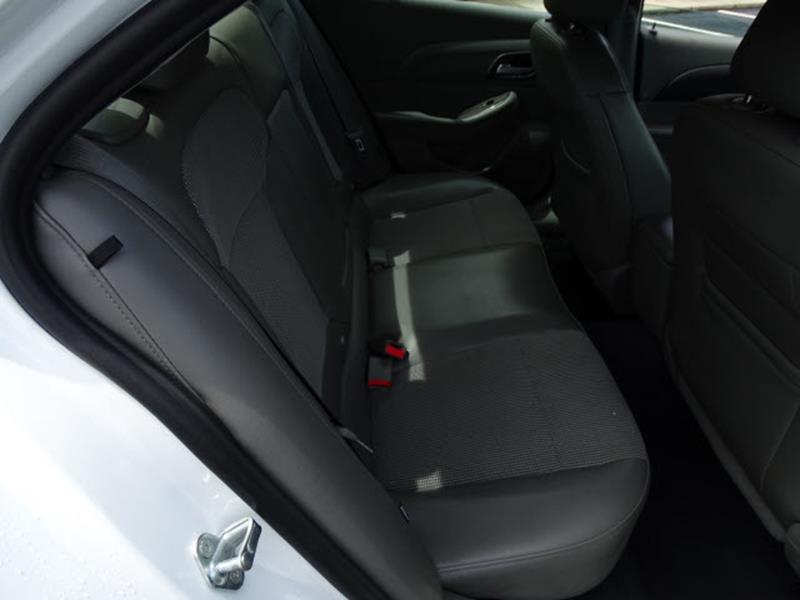 2016 Chevrolet Malibu Limited for sale at Bratton Automotive INC in Phenix City AL