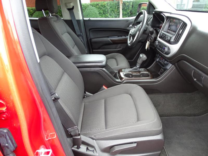 2015 GMC Canyon for sale at Bratton Automotive INC in Phenix City AL