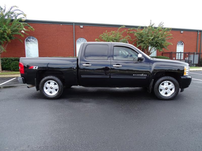 2011 Chevrolet Silverado 1500 for sale at Bratton Automotive INC in Phenix City AL