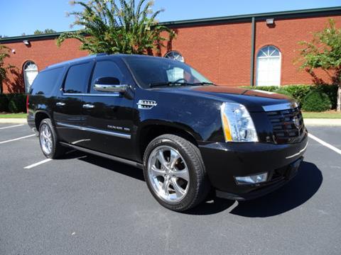 2011 Cadillac Escalade ESV for sale at Bratton Automotive INC in Phenix City AL