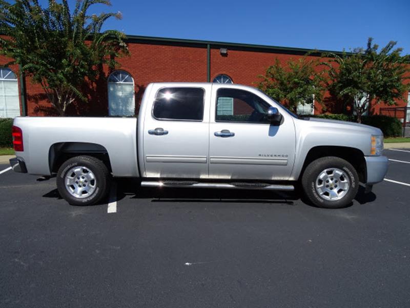 2010 Chevrolet Silverado 1500 for sale at Bratton Automotive INC in Phenix City AL