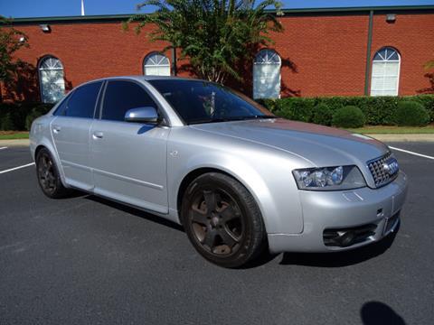 2004 Audi S4 for sale at Bratton Automotive INC in Phenix City AL
