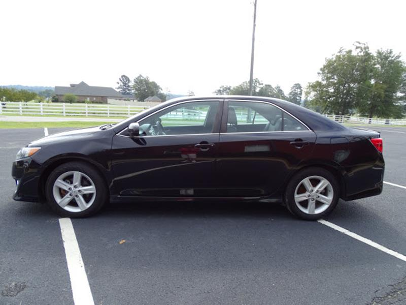 2013 Toyota Camry for sale at Bratton Automotive INC in Phenix City AL