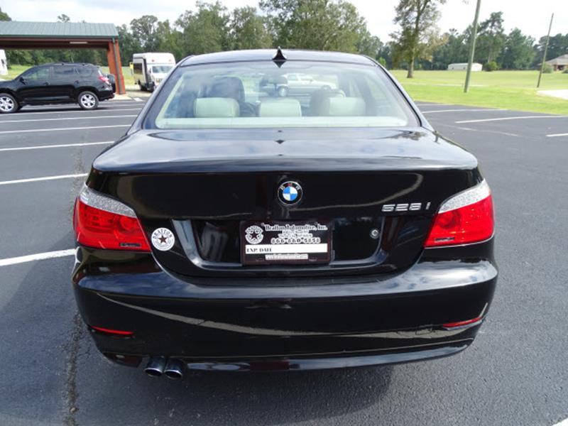 2008 BMW 5 Series for sale at Bratton Automotive INC in Phenix City AL