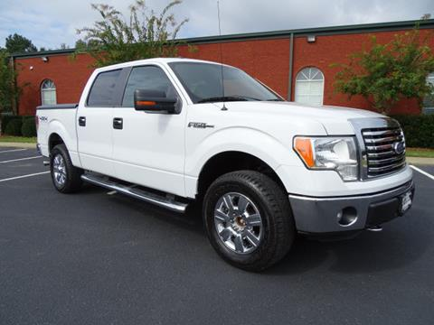 2011 Ford F-150 for sale at Bratton Automotive INC in Phenix City AL