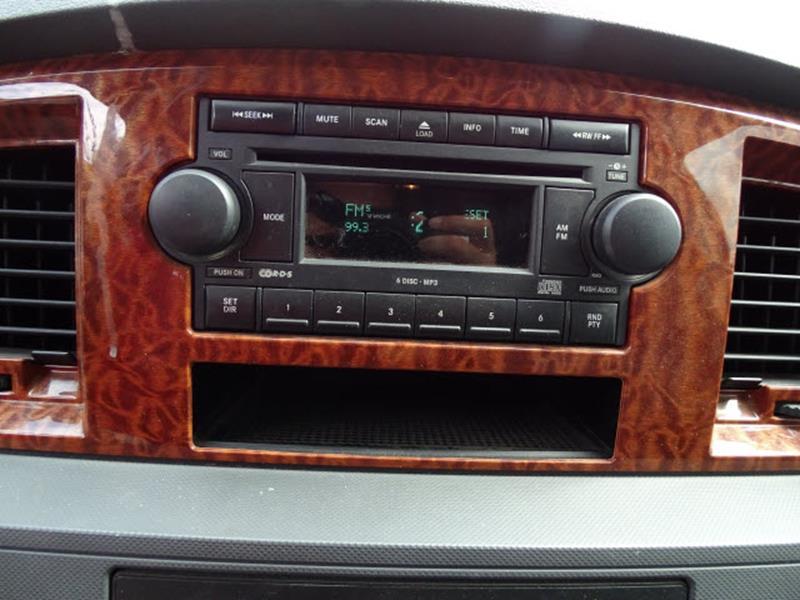 2006 Dodge Ram Pickup 2500 for sale at Bratton Automotive INC in Phenix City AL