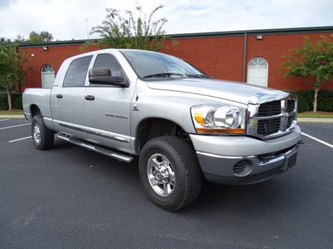 2006 Dodge Ram Pickup 2500 for sale at Bratton Automotive INC in Phenix City AL