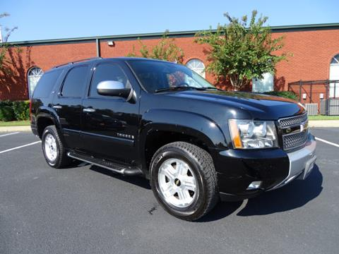 2008 Chevrolet Tahoe for sale at Bratton Automotive INC in Phenix City AL