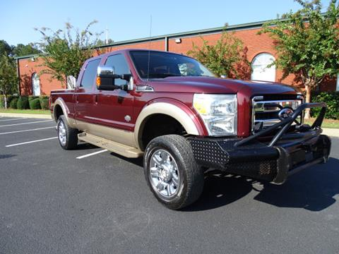 2011 Ford F-350 Super Duty for sale at Bratton Automotive INC in Phenix City AL