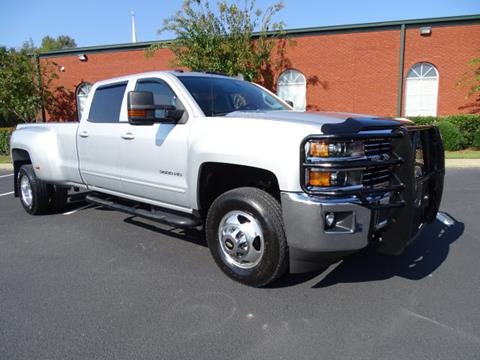 2015 Chevrolet Silverado 3500HD for sale at Bratton Automotive INC in Phenix City AL