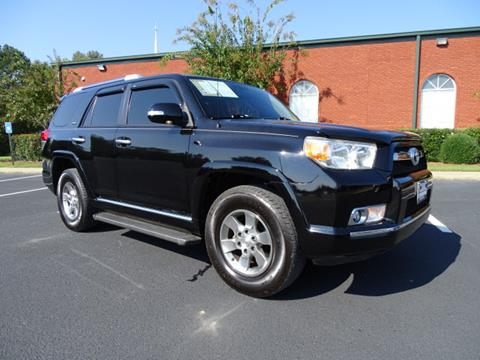 2010 Toyota 4Runner for sale at Bratton Automotive INC in Phenix City AL
