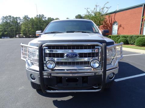 2013 Ford F-150 for sale at Bratton Automotive INC in Phenix City AL