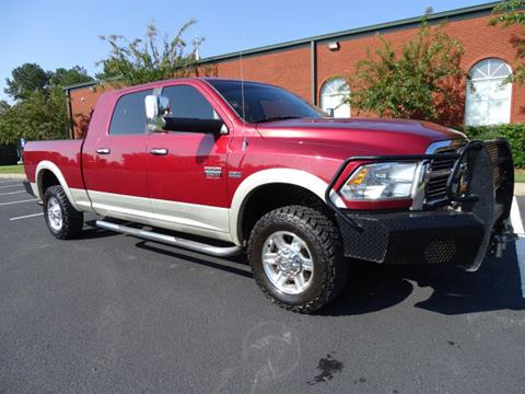 2011 RAM Ram Pickup 2500 for sale at Bratton Automotive INC in Phenix City AL