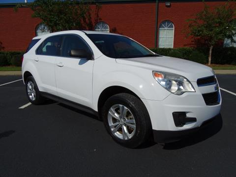 2010 Chevrolet Equinox for sale at Bratton Automotive INC in Phenix City AL
