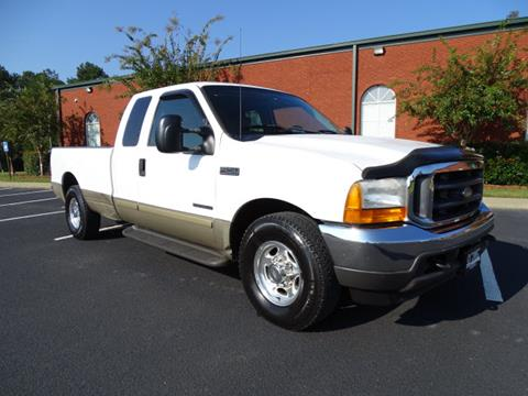 2001 Ford F-250 Super Duty for sale at Bratton Automotive INC in Phenix City AL