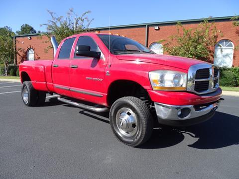2006 Dodge Ram Pickup 3500 for sale at Bratton Automotive INC in Phenix City AL