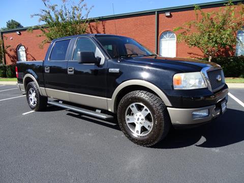 2005 Ford F-150 for sale at Bratton Automotive INC in Phenix City AL