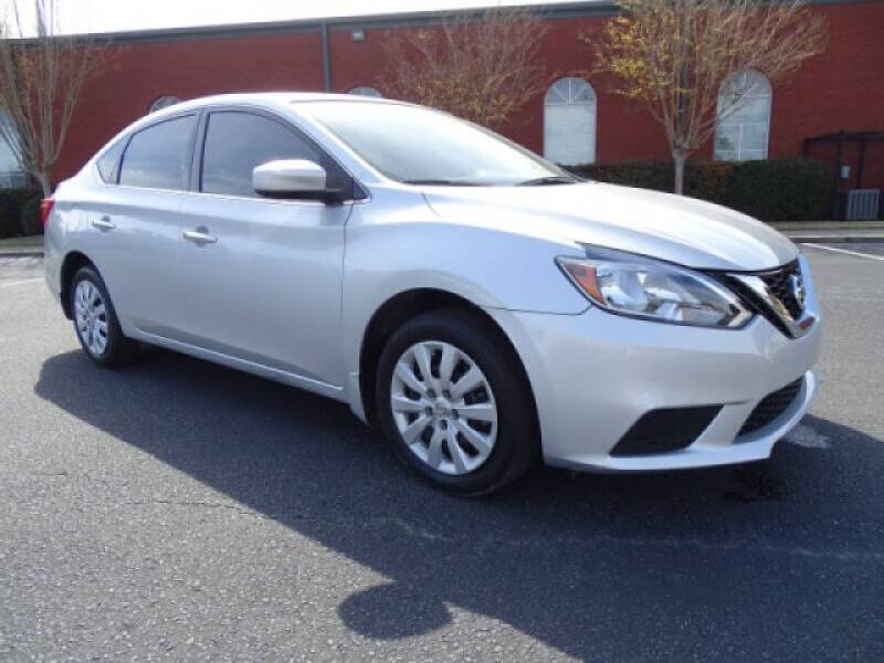 2018 Nissan Sentra for sale at Bratton Automotive Inc in Phenix City AL