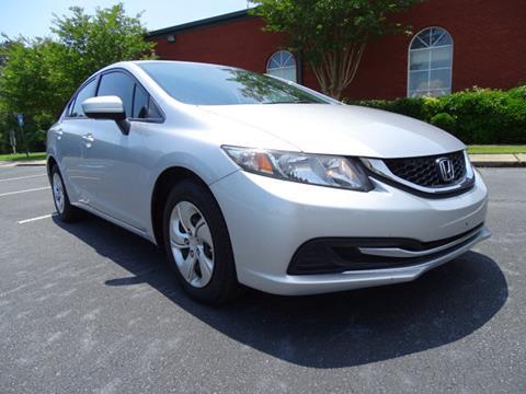2015 Honda Civic for sale in Phenix City, AL