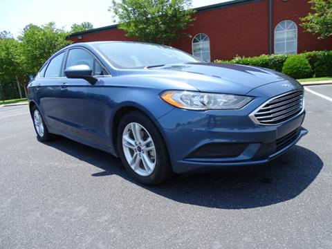 2018 Ford Fusion for sale in Phenix City, AL