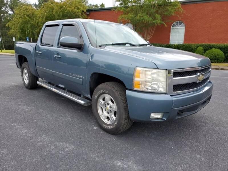 2007 Chevrolet Silverado 1500 for sale at Bratton Automotive Inc in Phenix City AL