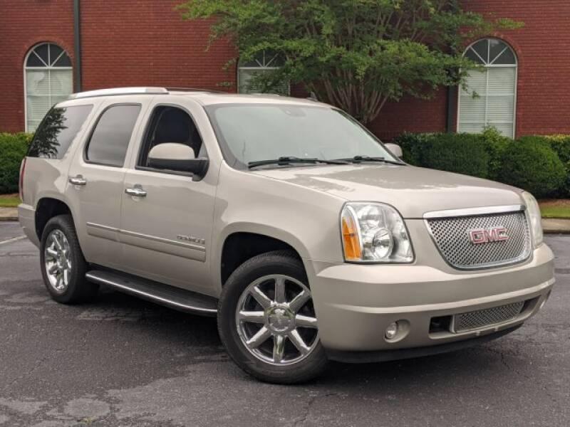 2009 GMC Yukon for sale at Bratton Automotive Inc in Phenix City AL