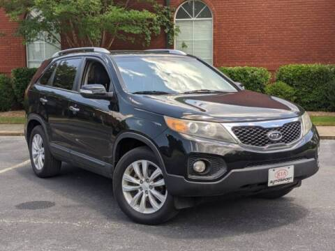 2011 Kia Sorento for sale at Bratton Automotive Inc in Phenix City AL