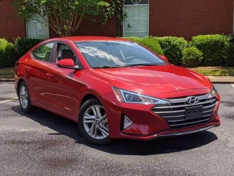2019 Hyundai Elantra for sale at Bratton Automotive Inc in Phenix City AL