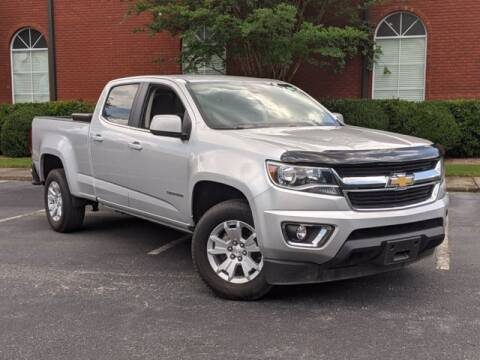 2018 Chevrolet Colorado for sale at Bratton Automotive Inc in Phenix City AL