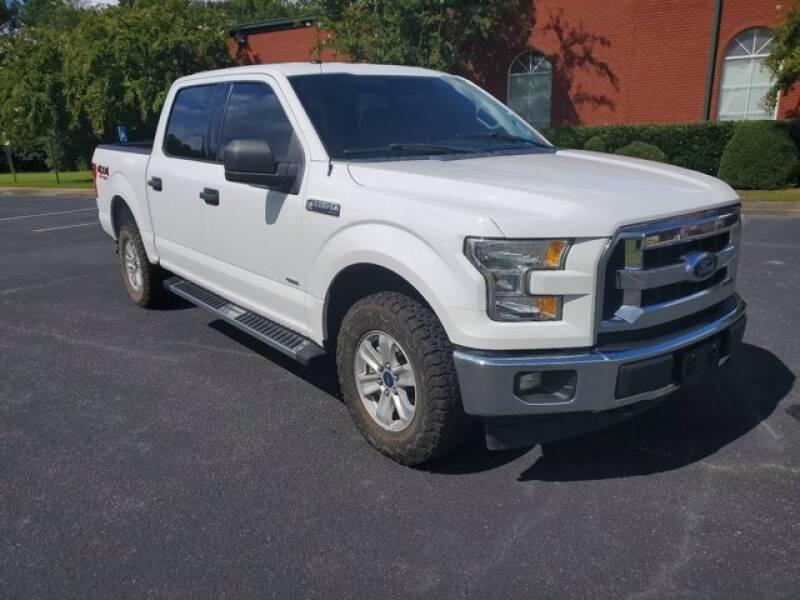 2017 Ford F-150 for sale at Bratton Automotive Inc in Phenix City AL
