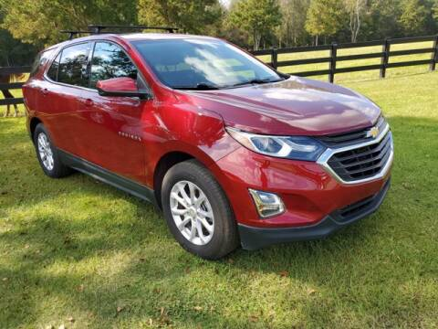 2018 Chevrolet Equinox for sale at Bratton Automotive Inc in Phenix City AL