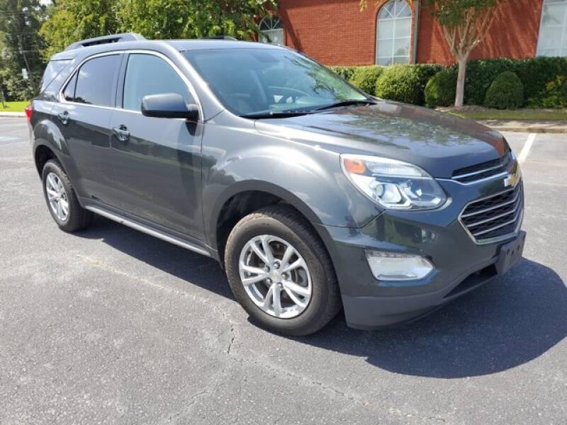 2017 Chevrolet Equinox for sale at Bratton Automotive Inc in Phenix City AL