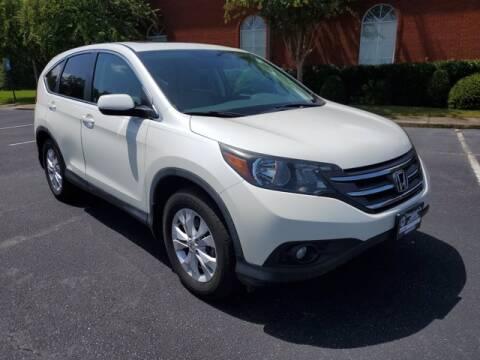2012 Honda CR-V for sale at Bratton Automotive Inc in Phenix City AL