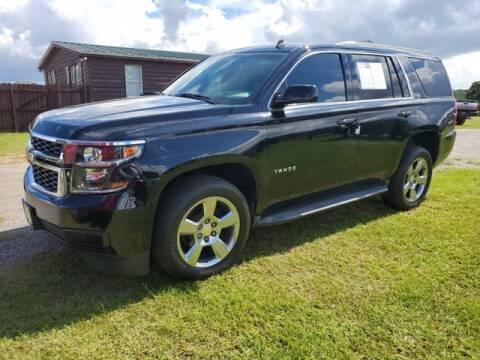 2015 Chevrolet Tahoe for sale at Bratton Automotive Inc in Phenix City AL