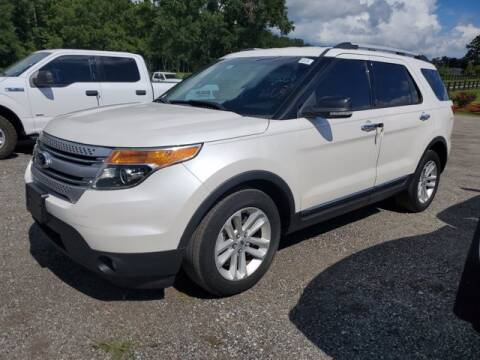 2013 Ford Explorer for sale at Bratton Automotive Inc in Phenix City AL