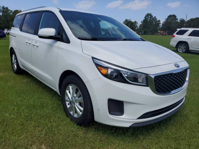 2016 Kia Sedona for sale at Bratton Automotive Inc in Phenix City AL