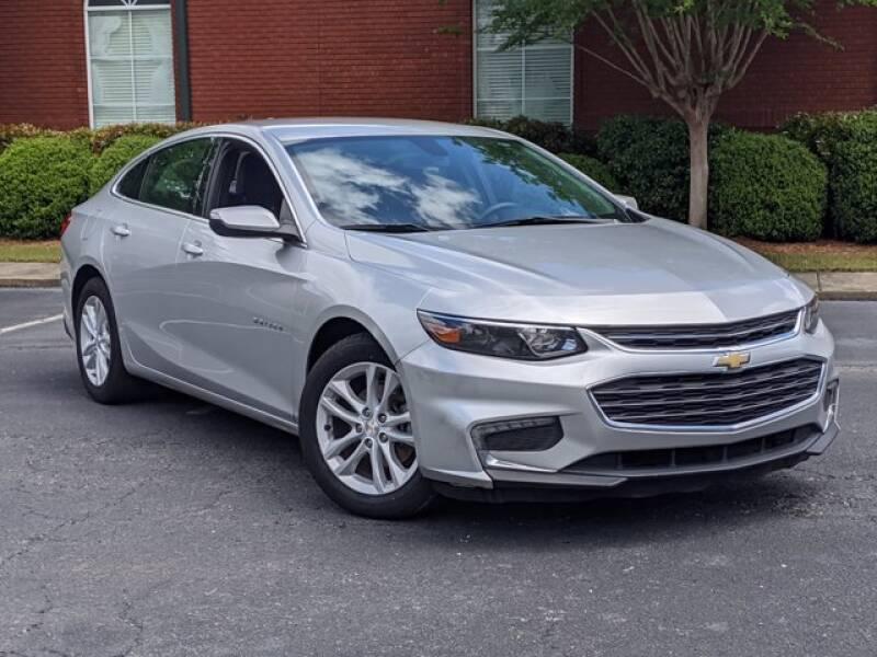 2018 Chevrolet Malibu for sale at Bratton Automotive Inc in Phenix City AL