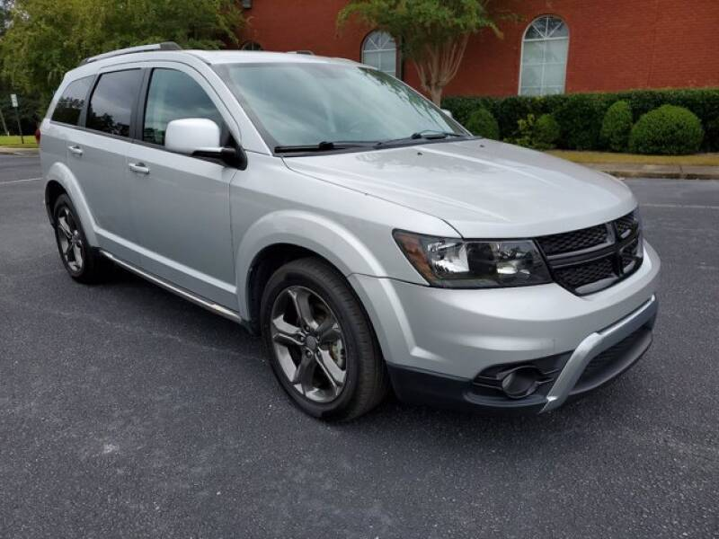 2014 Dodge Journey for sale at Bratton Automotive Inc in Phenix City AL
