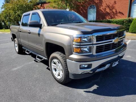 2015 Chevrolet Silverado 1500 for sale at Bratton Automotive Inc in Phenix City AL