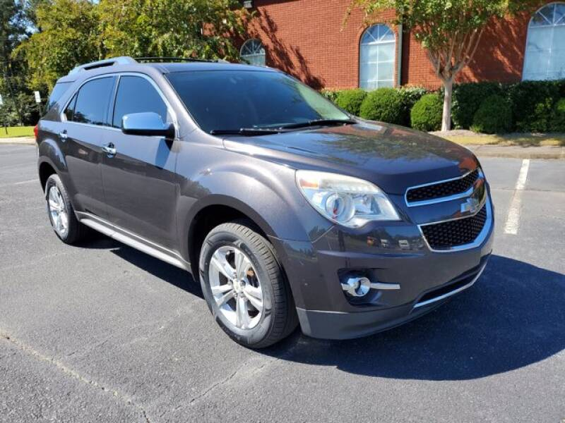 2013 Chevrolet Equinox for sale at Bratton Automotive Inc in Phenix City AL